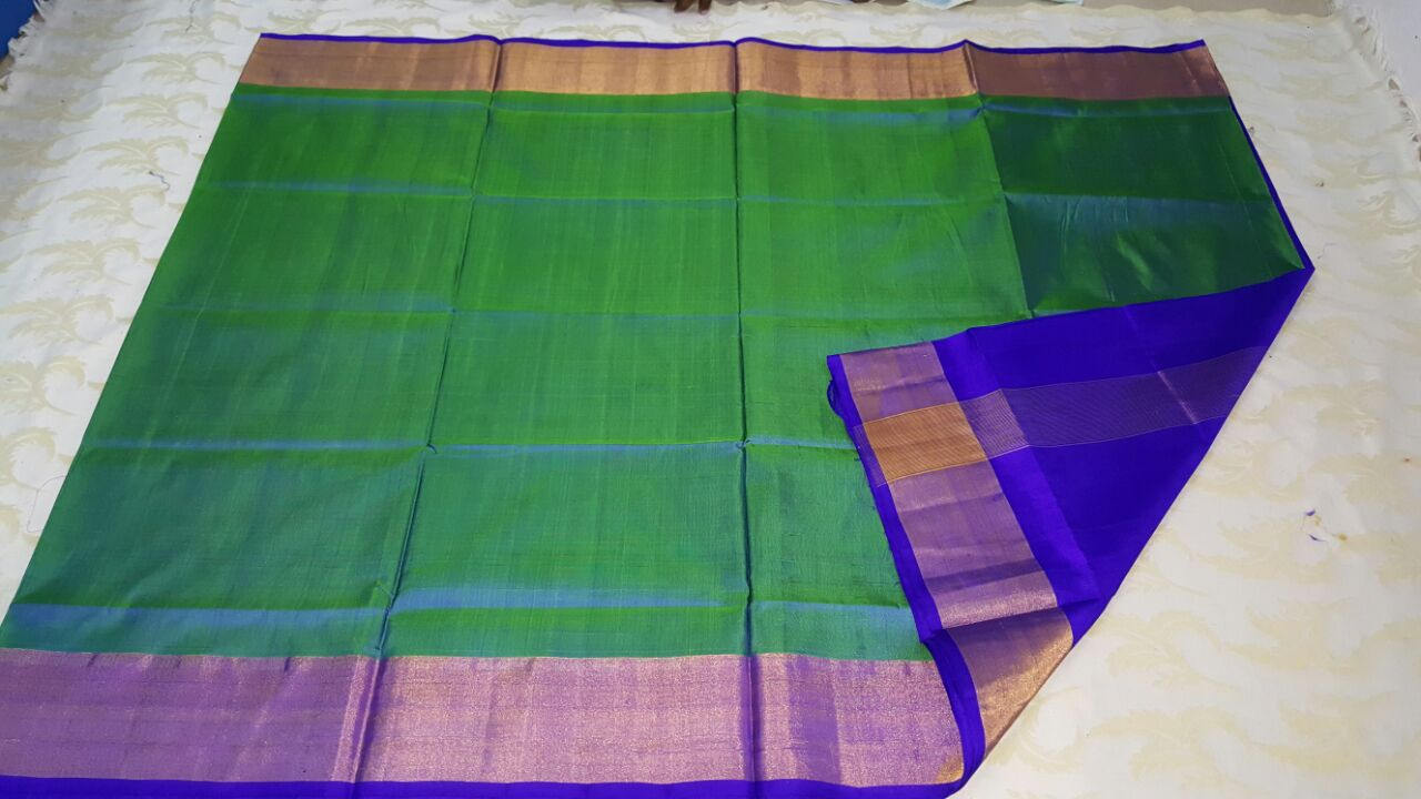green-color-uppada-silk-saree-2