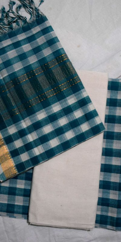 Mangalagiri cotton dress material5-2