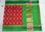 Pochampally ikkath silk saree-2