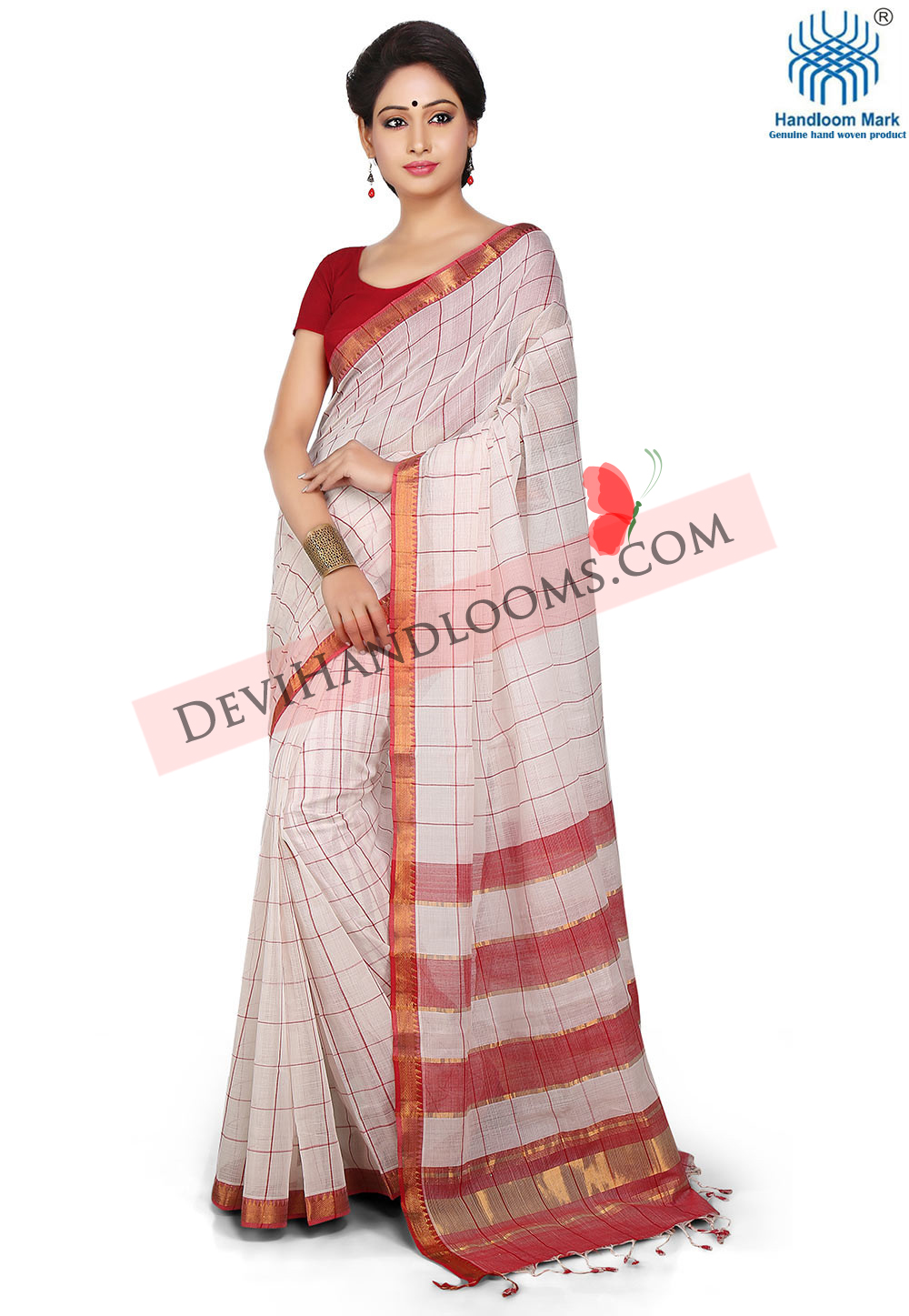 white-color-mangalagiri-handloom-saree