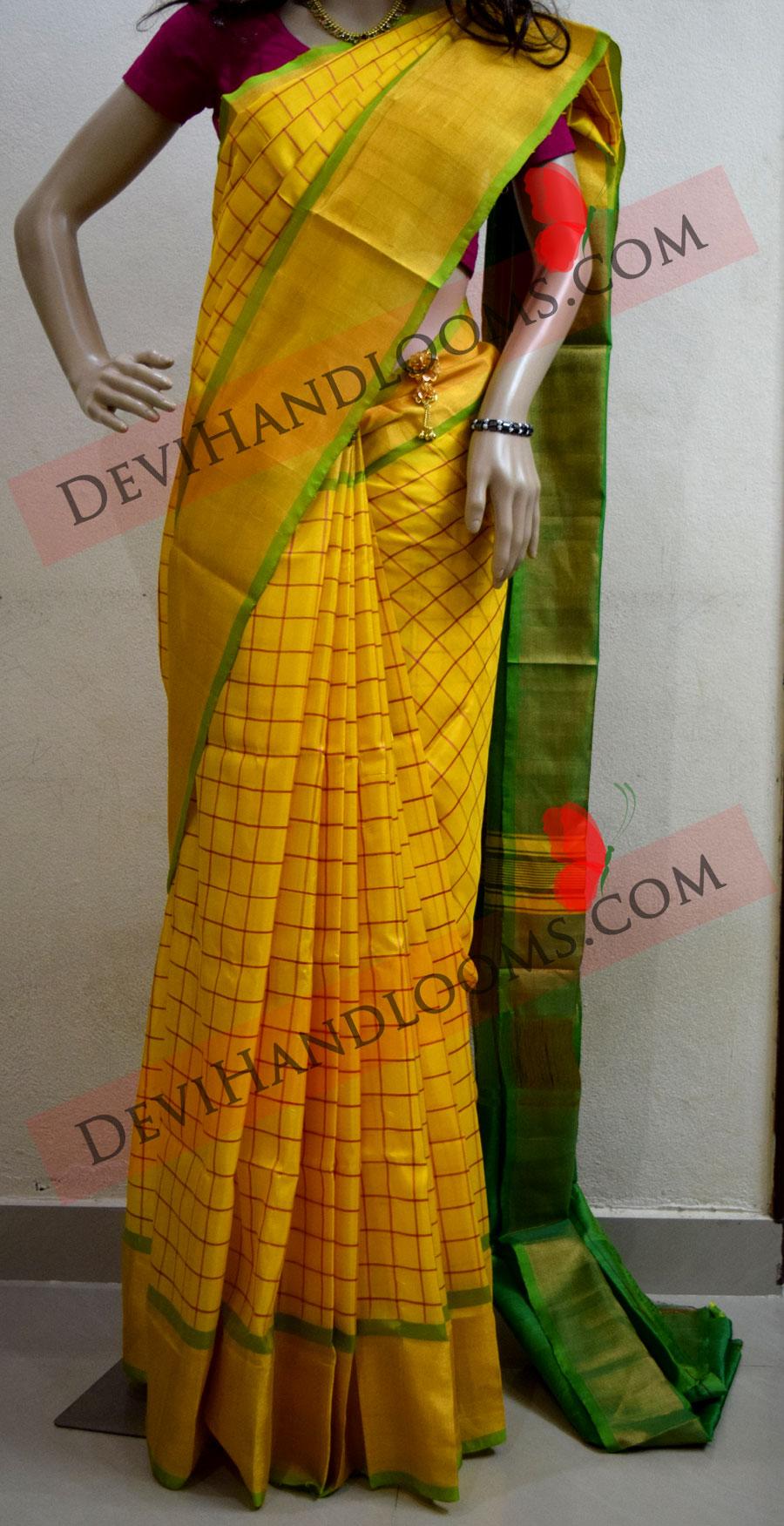 Sari And Blouse